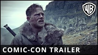 King Arthur  ComicCon Trailer Italiano