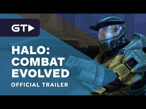 Halo: Combat Evolved Anniversary - Official PC Launch Trailer