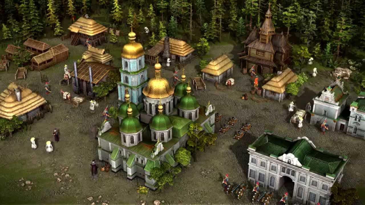 Обложка видео Трейлер Cossacks 3