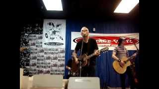 EVERCLEAR LIVE @ VINTAGE VINYL ACOUSTIC 'BE CAREFUL WHAT YOU ASK FOR' & 'SANTA MONICA' 7/21/12