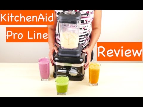 KitchenAid Pro Line Series Blender Review
