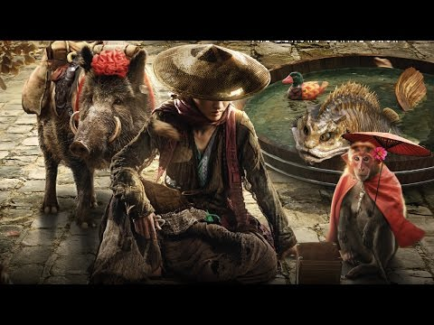 JOURNEY TO THE WEST: THE DEMONS STRIKE BACK - Official Trailer (HD)