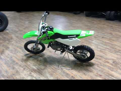 2018 Kawasaki KX 65 in Murrieta, California