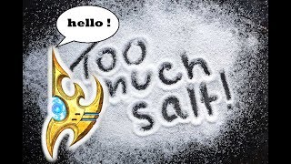 Starcraft 2 is SALTY ! - A Troll/Rage Video Compilation