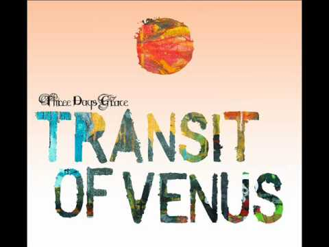 "Three Days Grace - ""Figured Out"" RARE / UNRELEASED NEW SONG 2012 - (TRANSIT OF VENUS)"