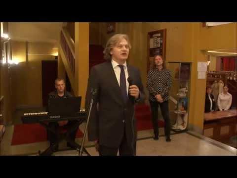 Csiky Gergely Színház Kaposvár - SZÍNtiszta Kortárs - Vörös András kiállítása – Yes. Csiky Gergely Színház, 2015