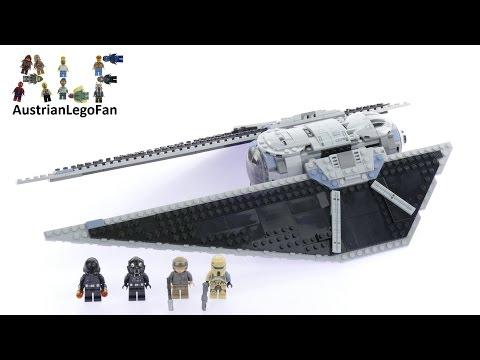 Vidéo LEGO Star Wars 75154 : TIE Striker