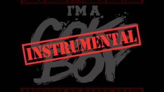 "Chinx Drugz ft. French Montana ""I'm A Coke Boy"" OFFICIAL INSTRUMENTAL prod. Harry Fraud"