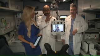 Fox 8 News tours our Mobile Stroke Unit serving the City of