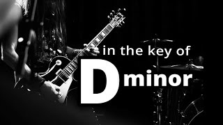 IRON MAIDEN style D minor BACKING TRACK ★ HEAVY METAL Backing Track ★ Dm British Heavy Metal!!