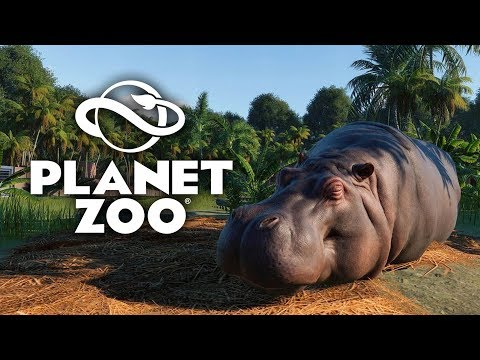 PLANET ZOO Early Gameplay Walkthrough & First Impressions - BEST ZOO GAME YET ???