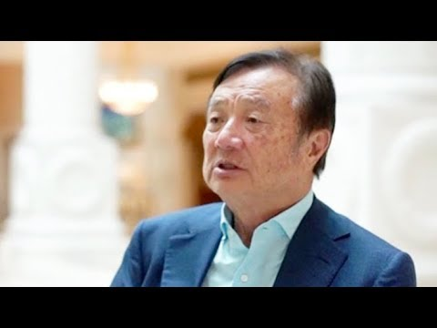 Huawei founder expects no relief from U.S. sanctions