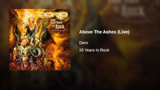Above The Ashes (Live)