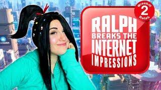 Ralph Breaks The Internet (Wreck It Ralph 2 ) Impressions - Disney - Madi2theMax