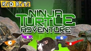 Kid Bits - Ninja Turtle Adventure
