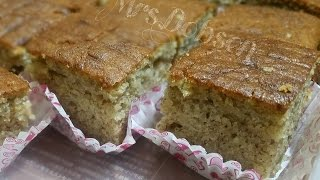 Resep Kue Pisang Banana Cake