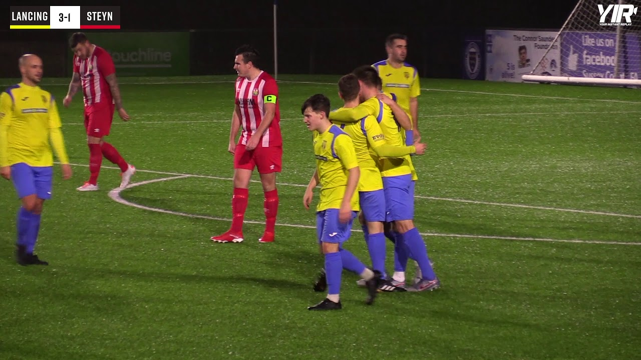 Thumbnail for Highlights: Lancing 3 Steyning 2 (Cup)