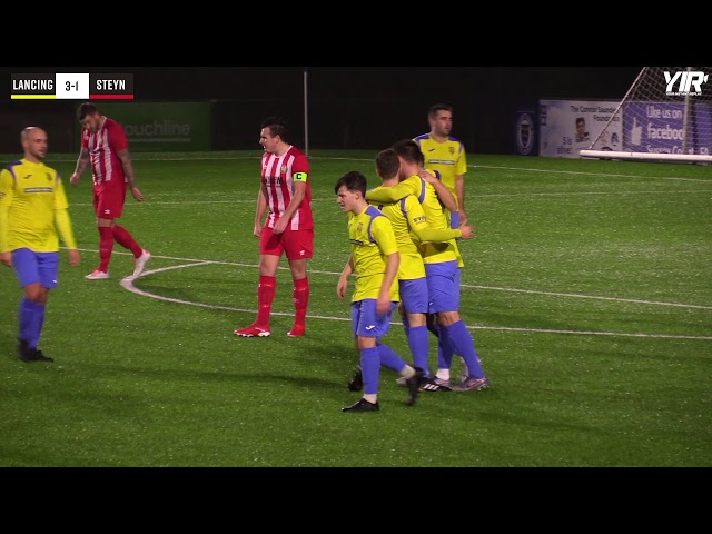 Highlights: Lancing 3 Steyning 2 (Cup)