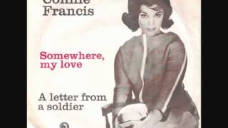 Connie Francis - A Letter From a Soldier (Dear Mama)