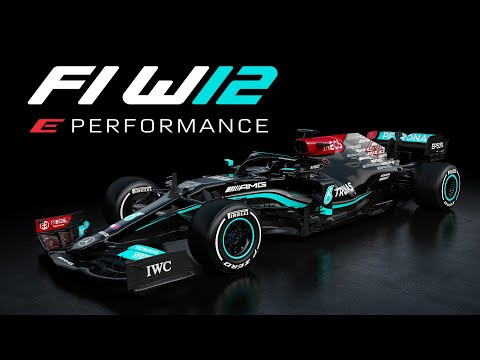 Image: LIVE | watch the unveiling of the new W12 for Hamilton and Bottas