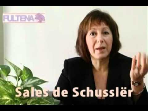 ¿Qué son las sales de Schussler?