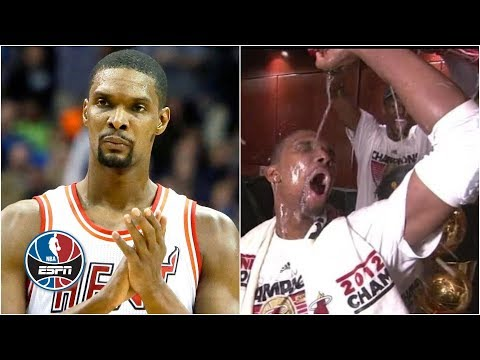 Chris Bosh best moments, plays, video bombs and laughs with Miami Heat | NBA Highlights