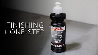 Polishing Product Series: E5 - Sonax Perfect Finish