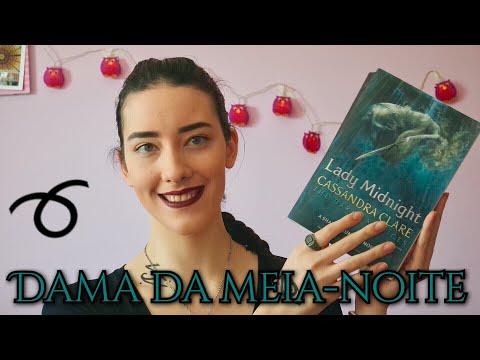 DAMA DA MEIA NOITE - Cassandra Clare | Os Artifi?cios das Trevas #1 | Resenha sem spoilers!