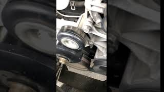 2005 suburban squeak noise from engine