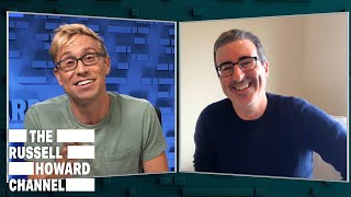 John Oliver Takes On Your Questions | The Russell Howard Hour