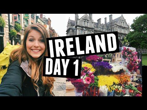 Ireland Travel // Dublin & Belfast Day 1