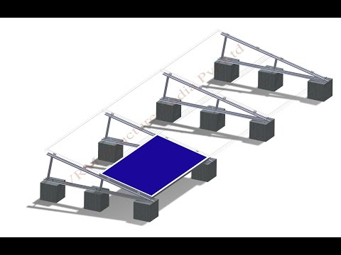 Ballast Type Structures