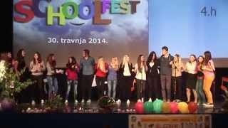 preview picture of video 'SchoolFest 2014 Daruvar - 4H razred'