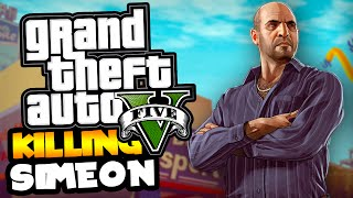 How to Kill Simeon Yetarian in GTA 5! - SECRET ENCOUNTER! (GTA V)