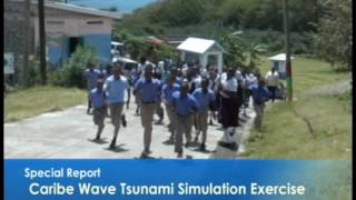 Students Participates in Caribe Wave Tsunami Simulation Exercise.....Special Report