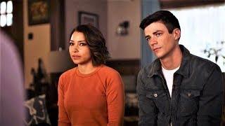 ФЛЭШ 5x02 - Барри и Нора рассказывают всем правду о будущем Флэша