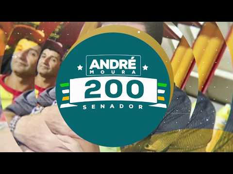 VAMOS CANTAR BEM ALTO: ANDRÉ MOURA É 200, 200, 200...