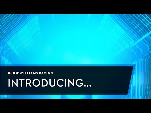 Introducing a new generation: ROKiT Williams Racing