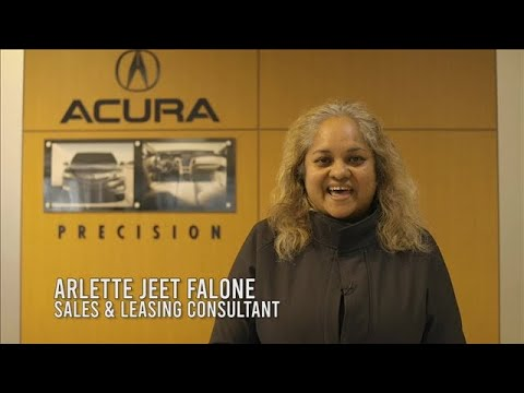 Sales & Leasing Consultant Arlette Jeet Falone
