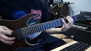 Fear Factory - Escape Confusion Guitar Cover