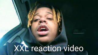 XXL reaction video