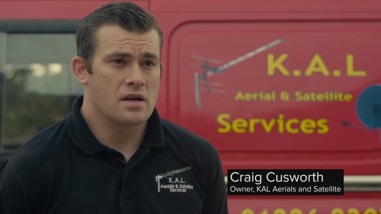 Craig Cusworth - KAL Aerials and Satellite