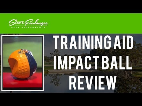 Impact Ball Review – Golf Training Aid – FIX YOUR CHICKEN WING
