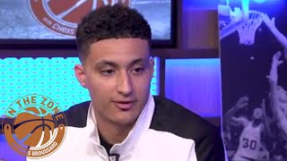 In the Zone' with Chris Broussard Podcast: Kyle Kuzma - Episode 56 | FS1