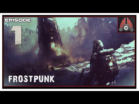 Let's Play Frostpunk Full Release With CohhCarnage - Episode 1