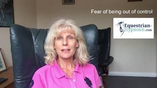 How to overcome the fear of being out of control