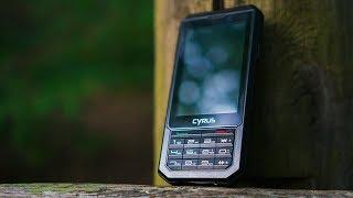 Cyrus CM17, das Outdoor-Smartphone mit Überraschungen