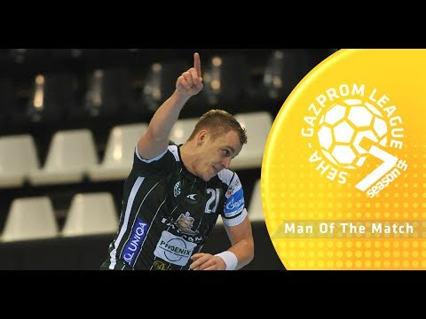 Man of the match: Tomas Cip (Tatran Presov vs Vojvodina)