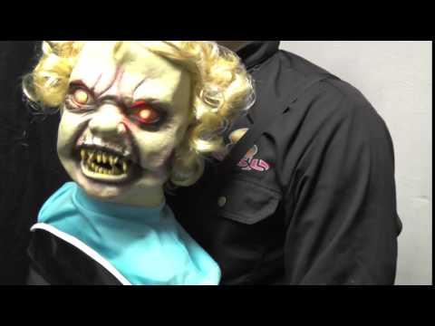 halloween animated buikgordel baby dmgr122