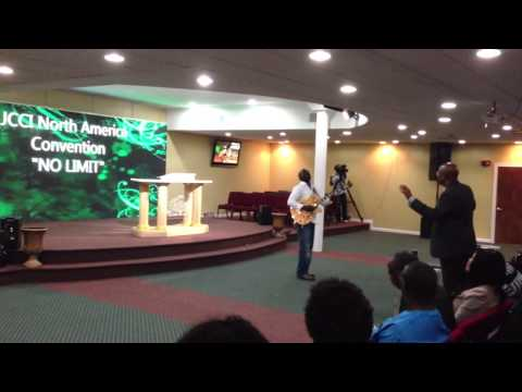 Agboola Shadare @ JCCI Convention 2013. Part 1